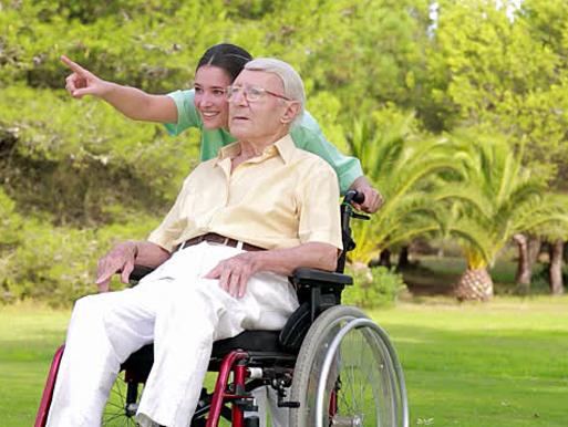 Elderly care at home in Jaipur