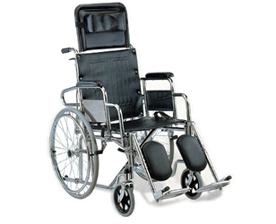 Reclining-wheelchairs on Rent in Jaipur